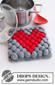 Bilde av Hot Heart by DROPS Design