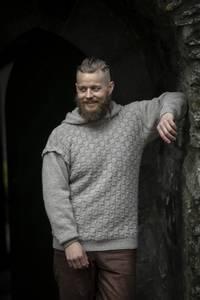 """Bilde av 2127-1c """"Tor""""-vikinggenser. VIKING GARN"""