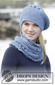 Bilde av Winter Flower by DROPS Design